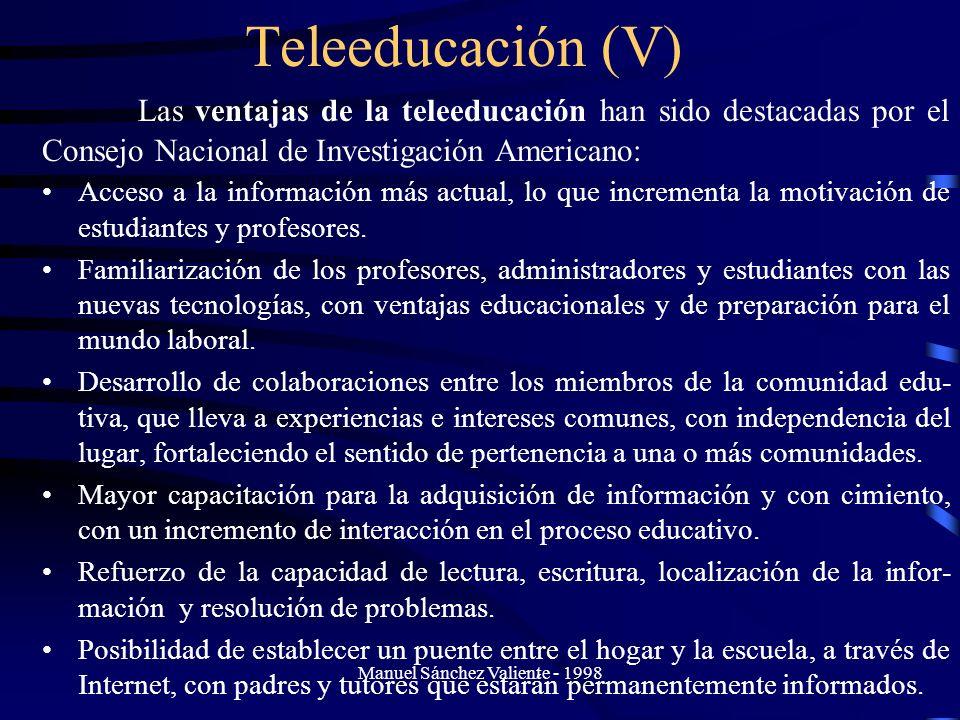 Manuel Sánchez Valiente - 1998