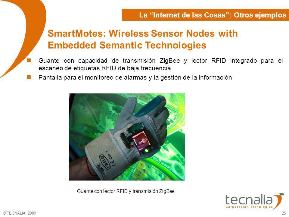 SmartMotes: Wireless Sensor Nodes with Embedded Semantic Technologies