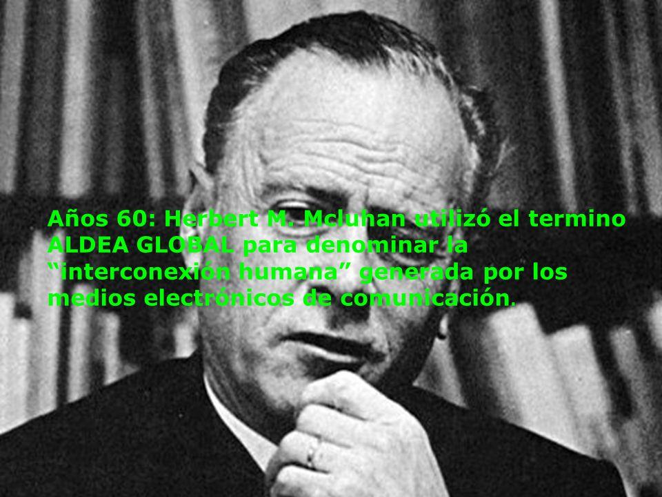 Años 60: Herbert M.