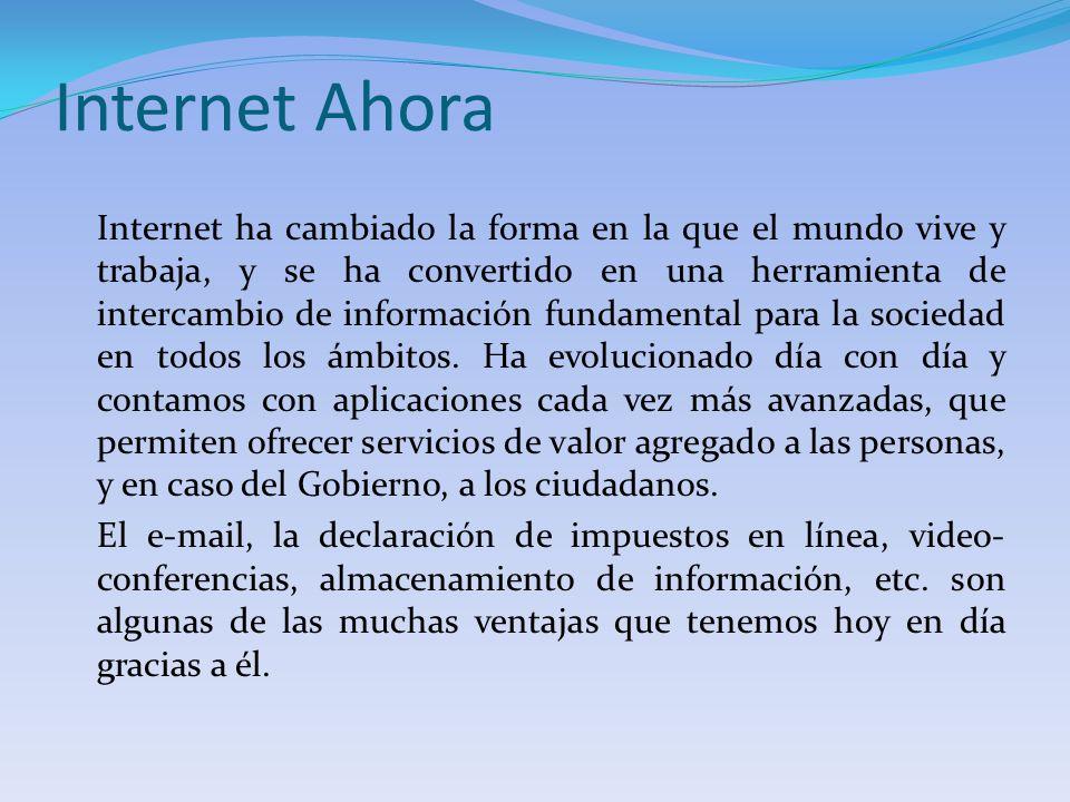 Internet Ahora