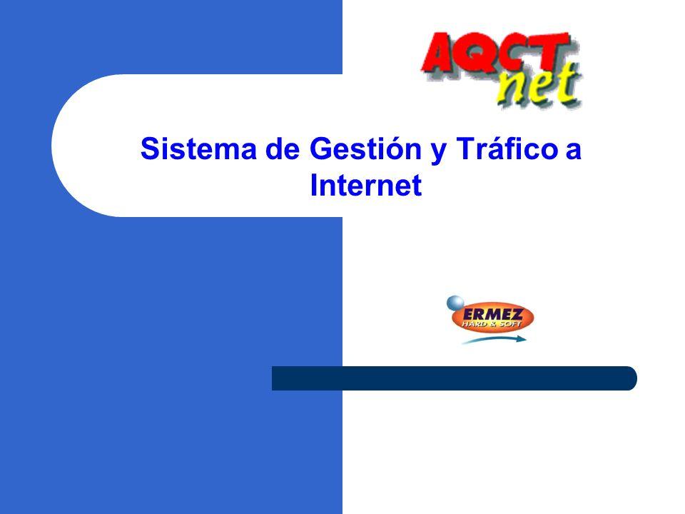Sistema de Gestión y Tráfico a Internet