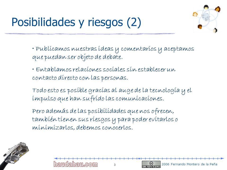 Posibilidades y riesgos (2)