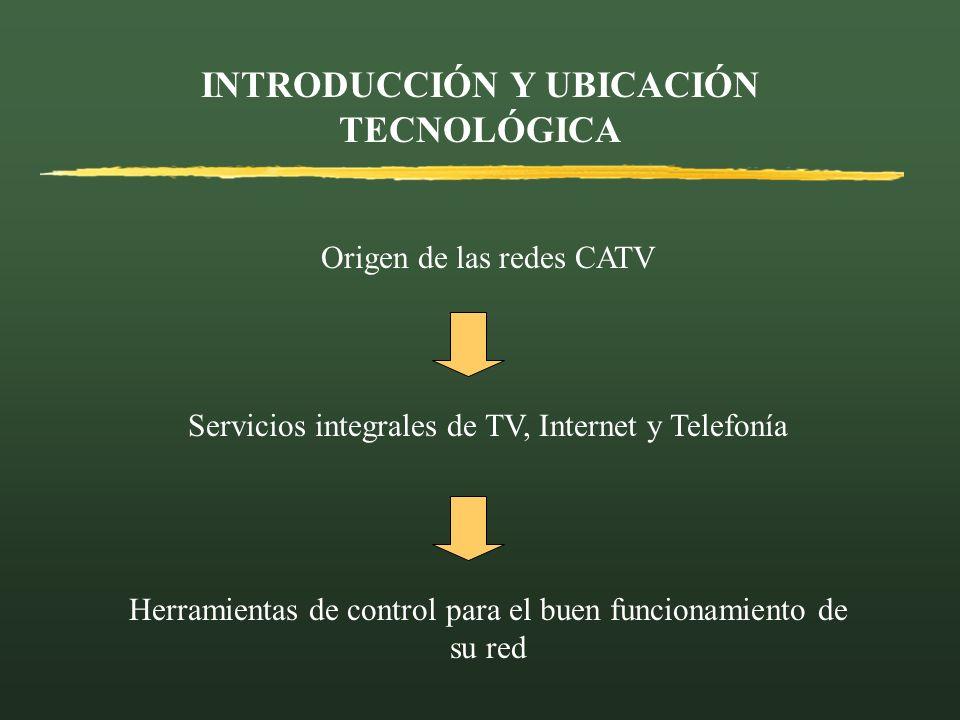 INTRODUCCIÓN Y UBICACIÓN TECNOLÓGICA