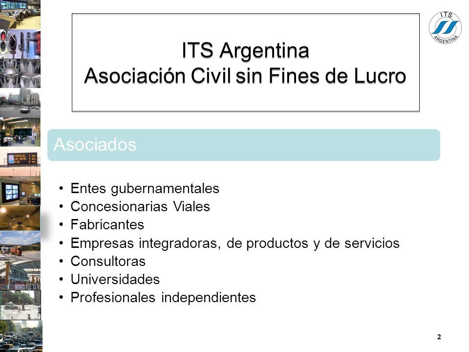 ITS Argentina Asociación Civil sin Fines de Lucro