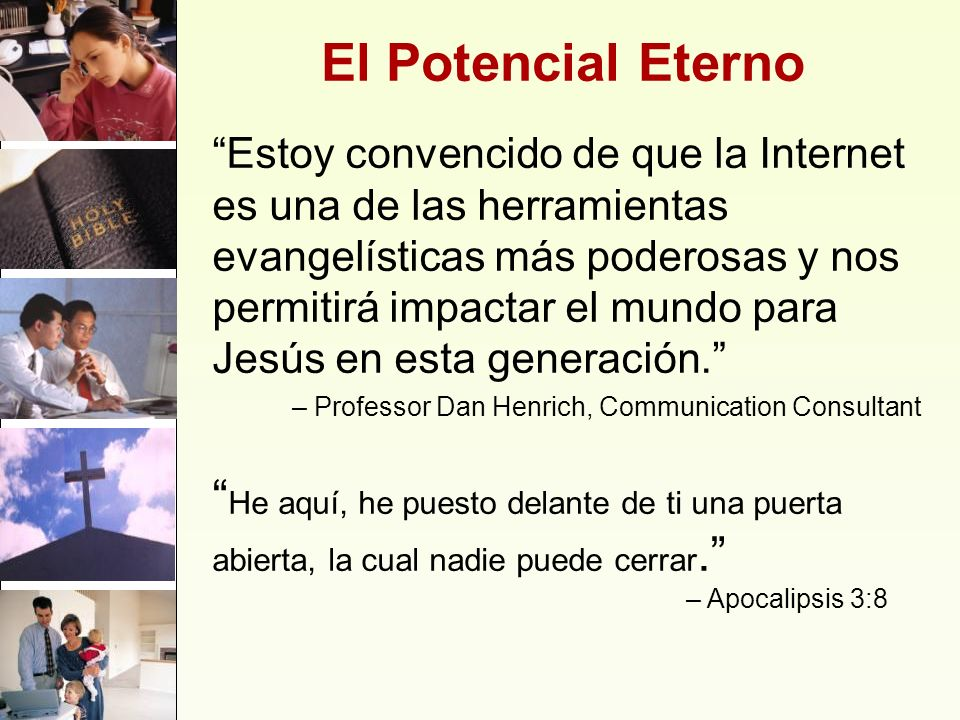 El Potencial Eterno