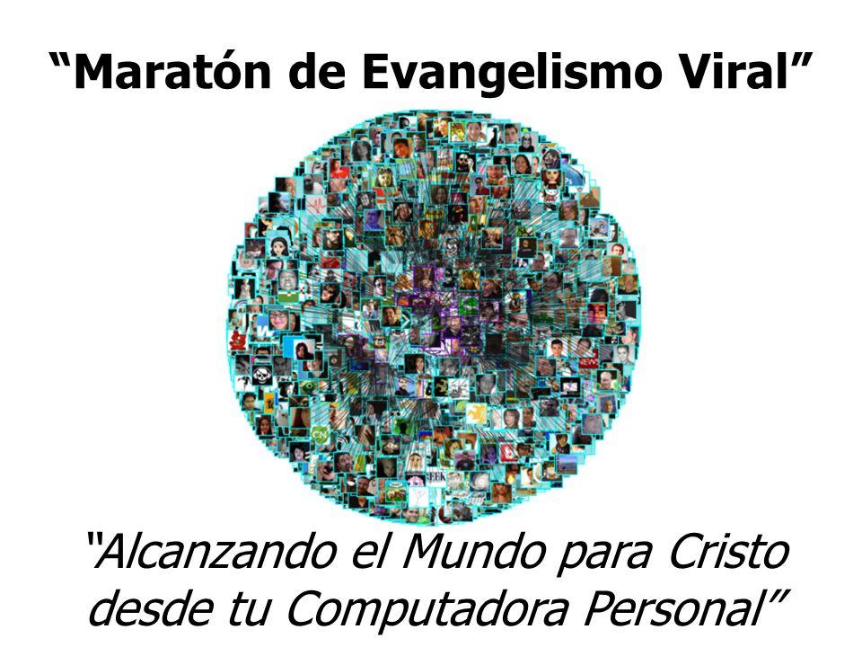 Maratón de Evangelismo Viral