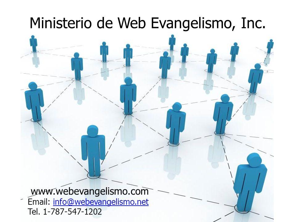 Ministerio de Web Evangelismo, Inc.