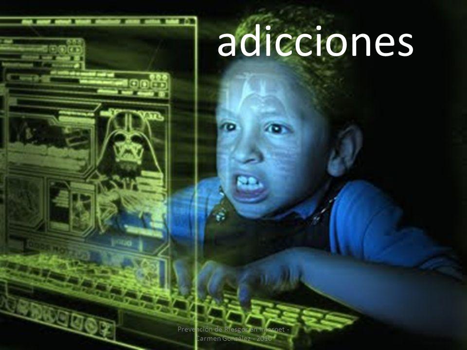 Prevención de Riesgos en Internet - Carmen González - 2010