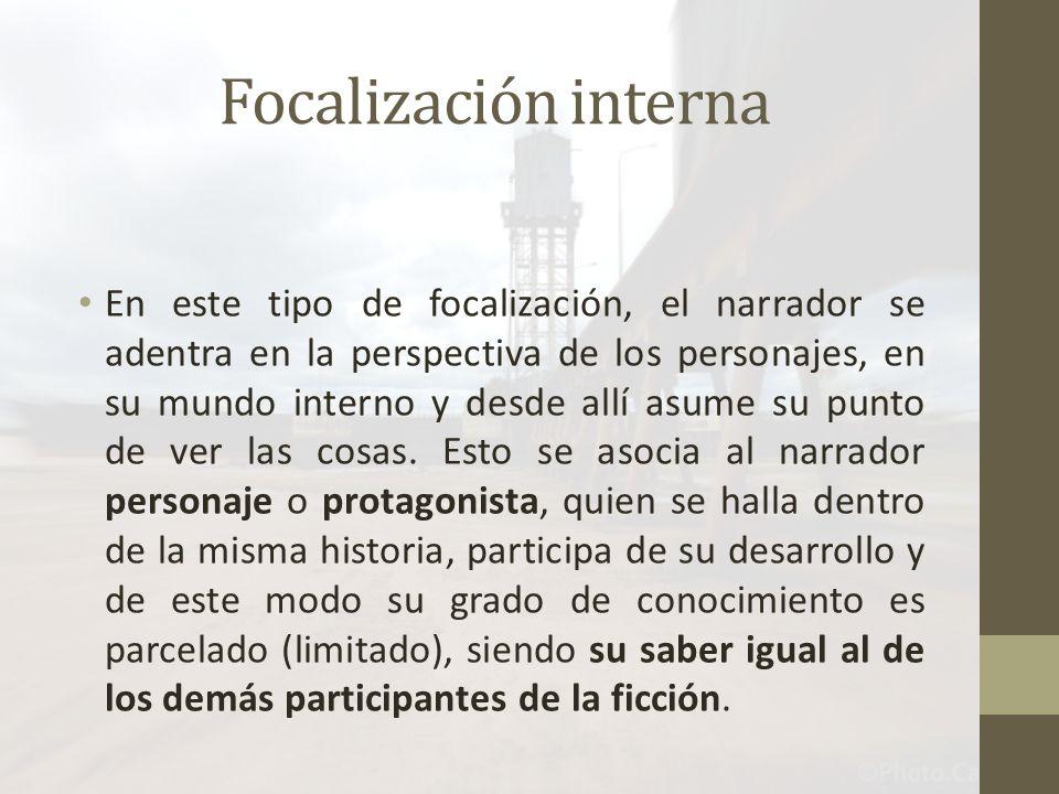 Focalización interna