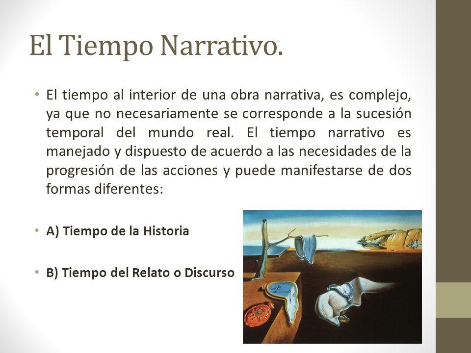 El Tiempo Narrativo.