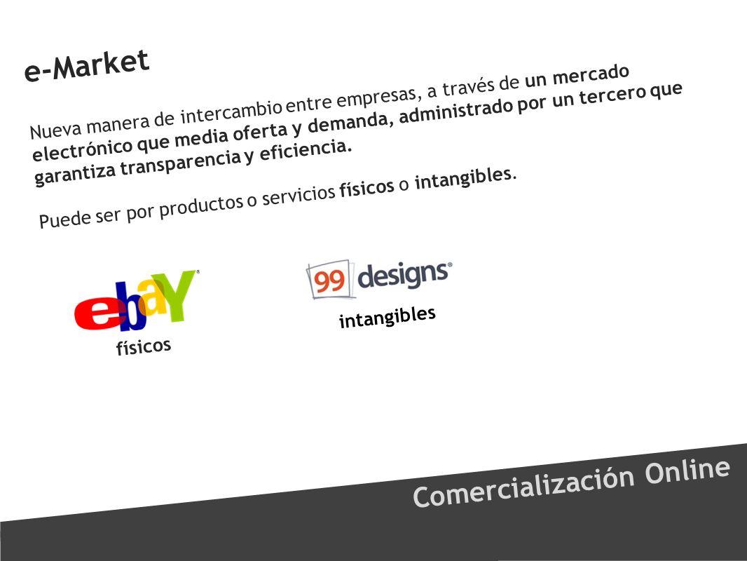 e-Market Comercialización Online