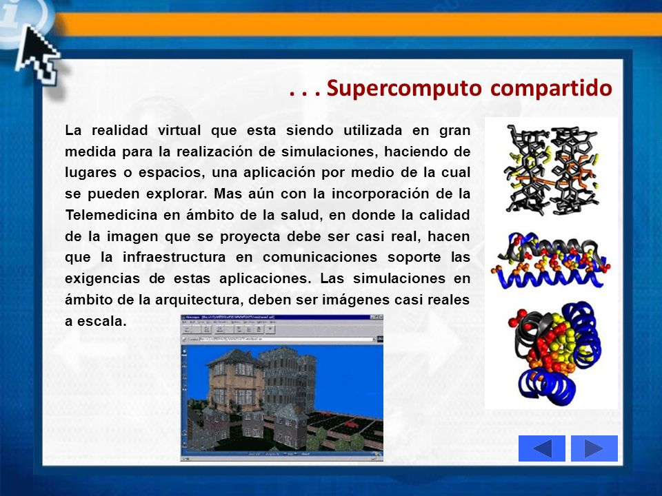 . . . Supercomputo compartido