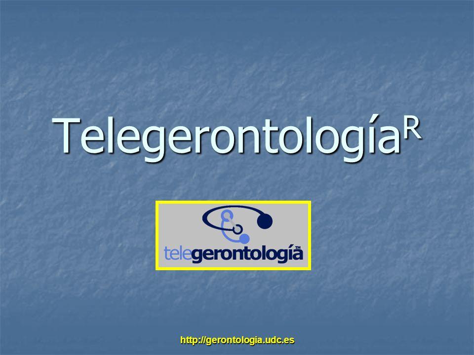 TelegerontologíaR http://gerontologia.udc.es