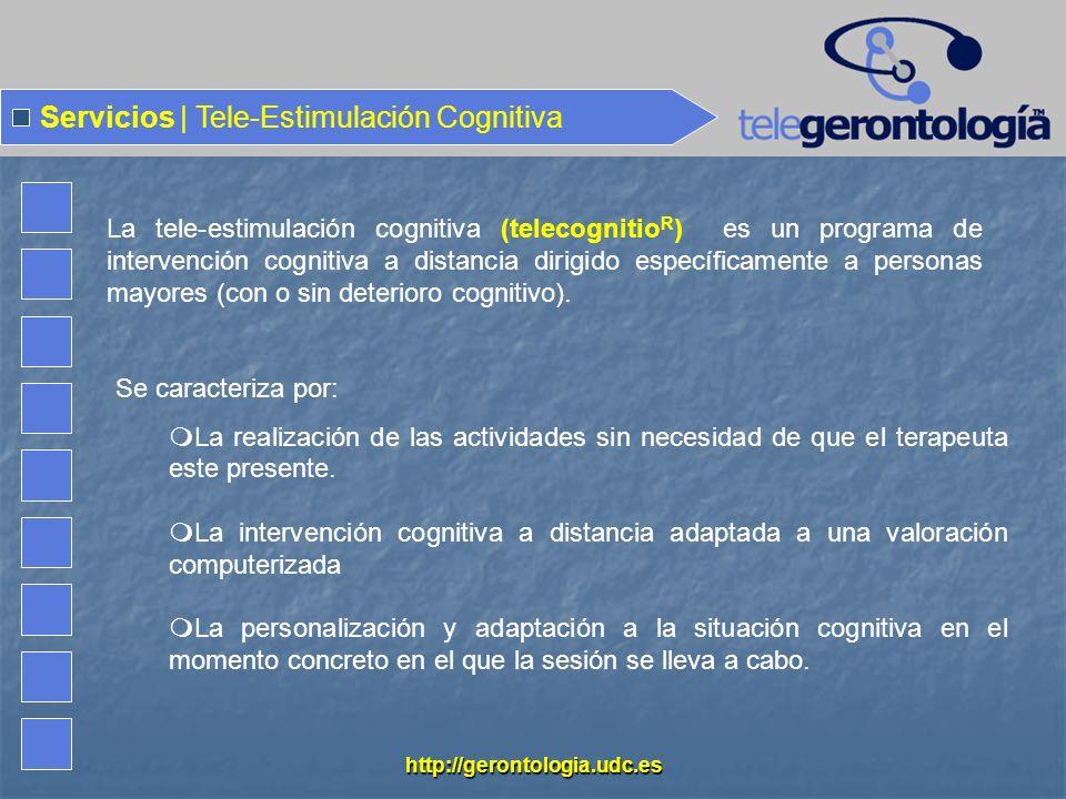 Servicios | Tele-Estimulación Cognitiva