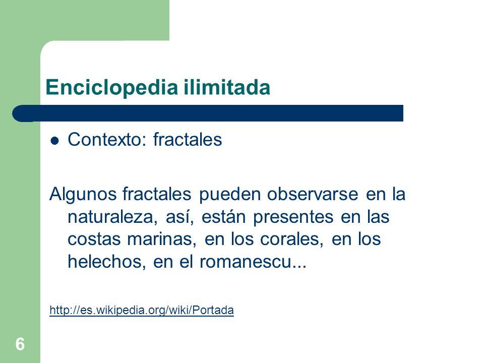 Enciclopedia ilimitada