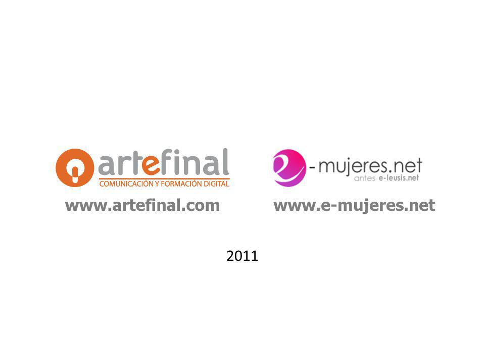 www.e-mujeres.net www.artefinal.com 2011