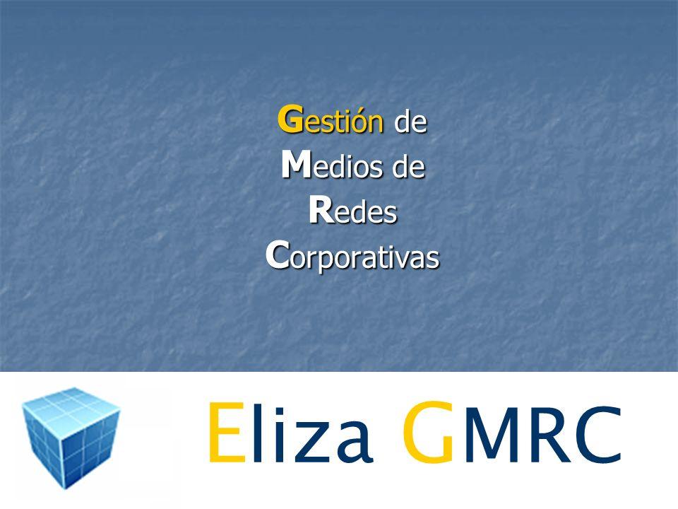 Gestión de Medios de Redes Corporativas