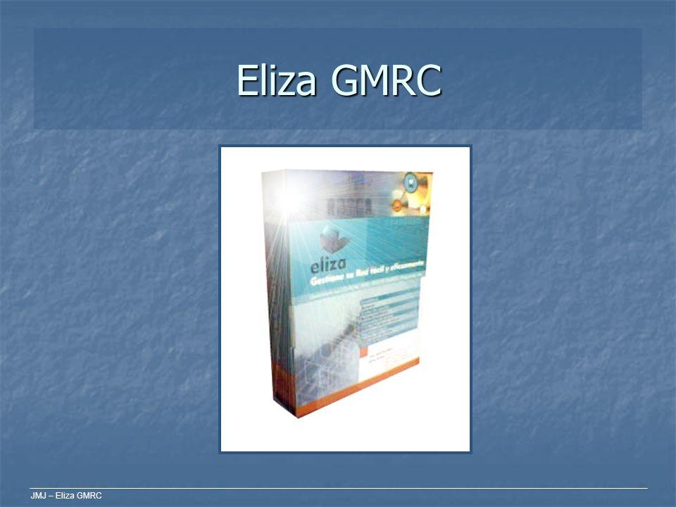 Eliza GMRC