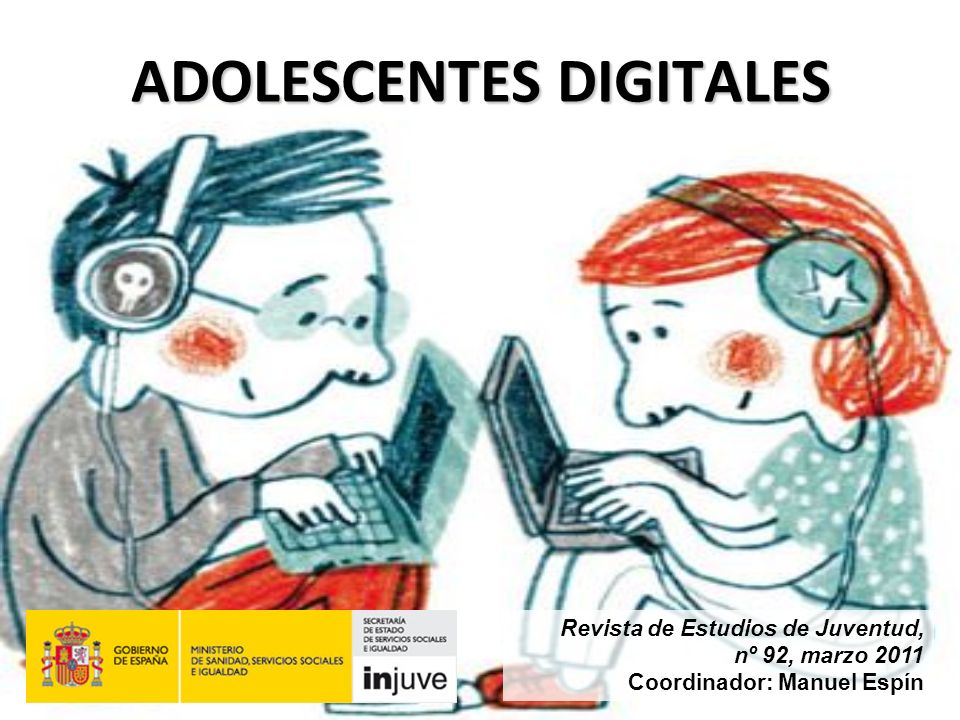 ADOLESCENTES DIGITALES