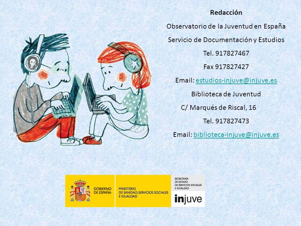Observatorio de la Juventud en España