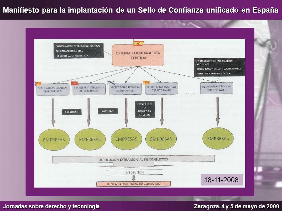 Manifiesto para la implantación de un Sello de Confianza unificado en España