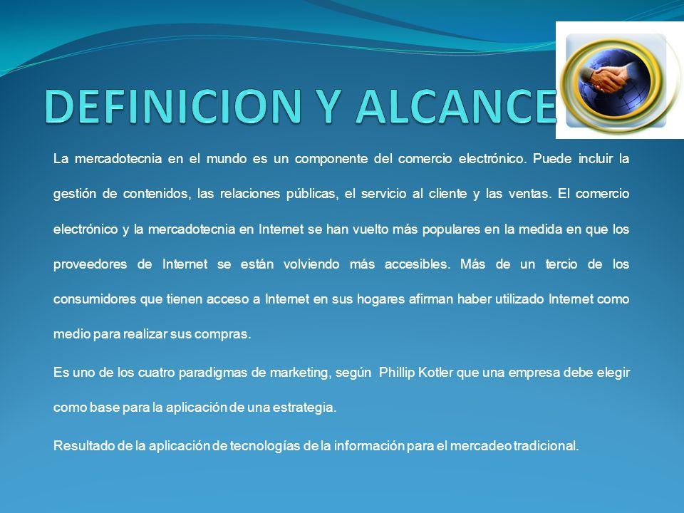 DEFINICION Y ALCANCE
