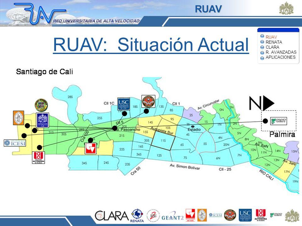 RUAV: Situación Actual