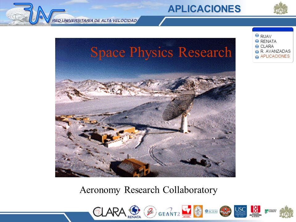 Space Physics Research