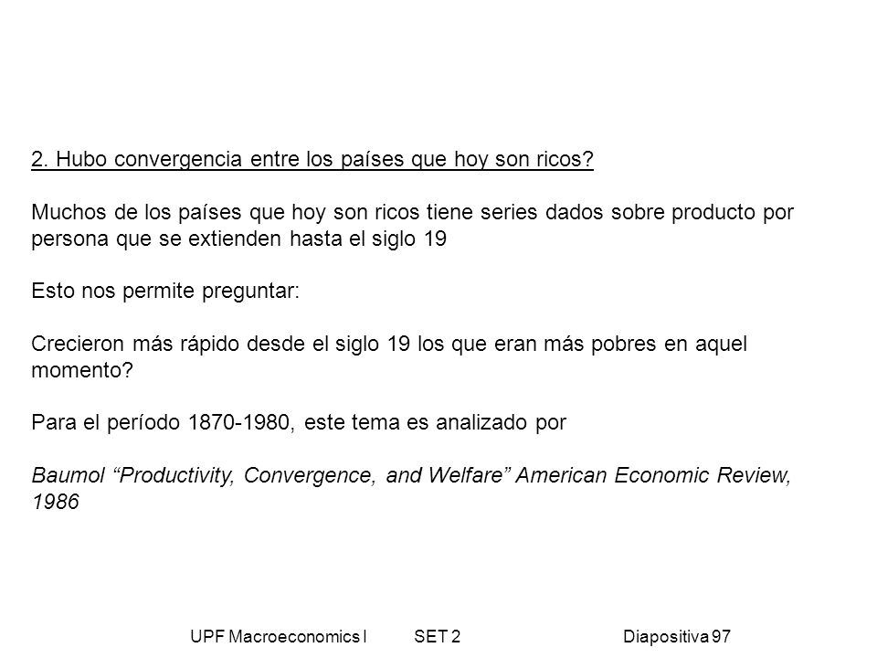 UPF Macroeconomics I SET 2