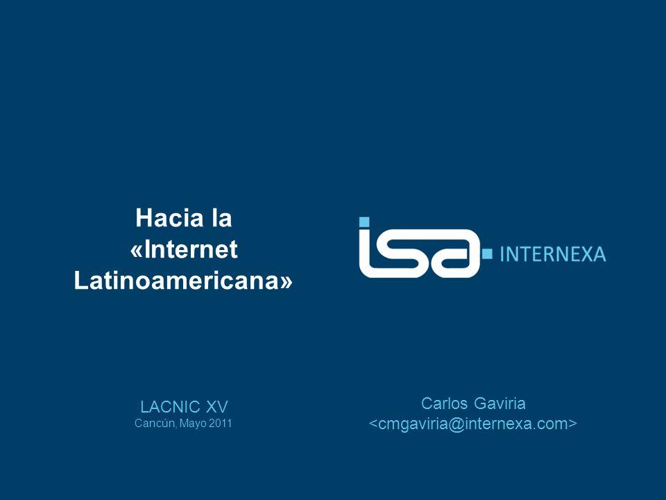 «Internet Latinoamericana»