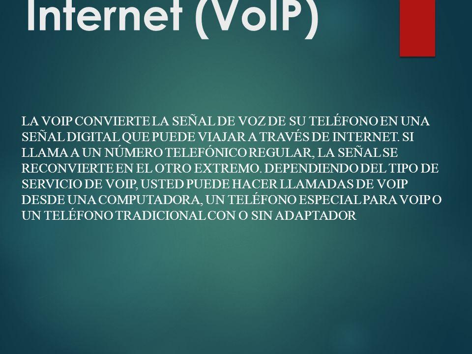 Cómo funciona la telefonía por Internet (VoIP)