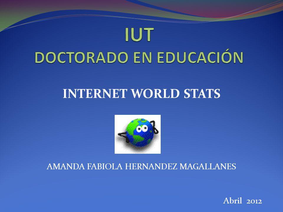 IUT DOCTORADO EN EDUCACIÓN