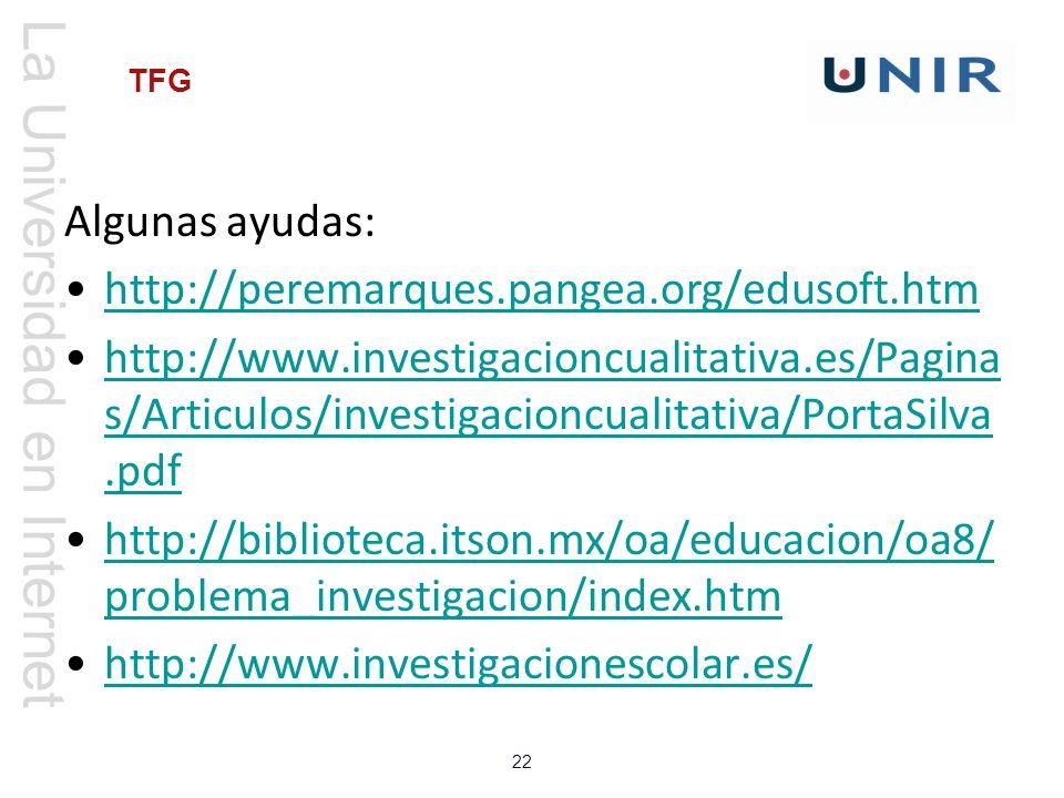 Algunas ayudas:http://peremarques.pangea.org/edusoft.htm.