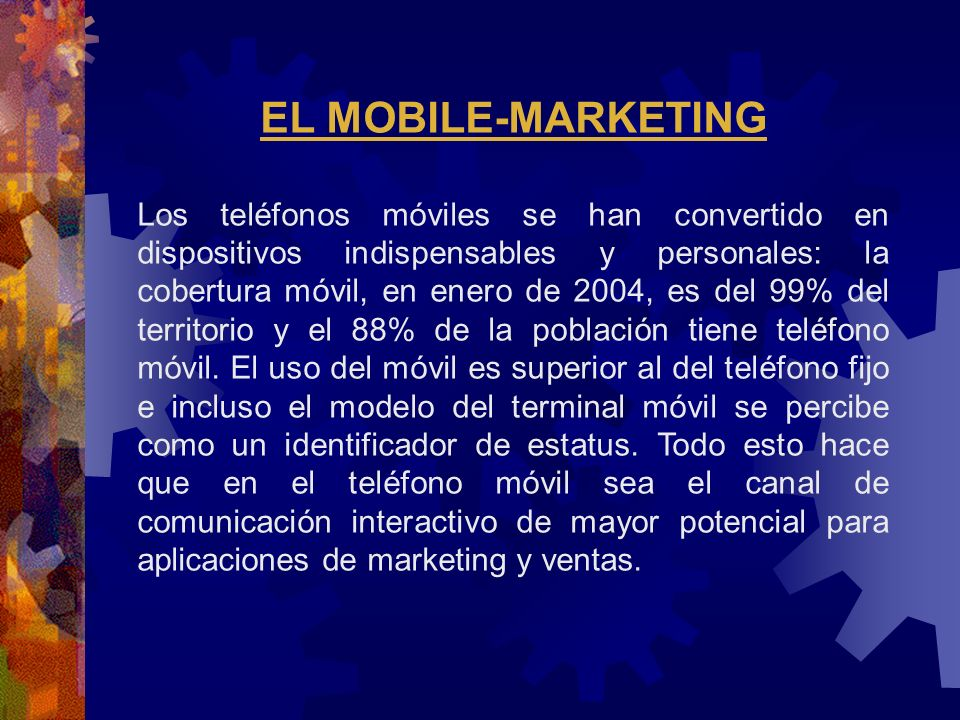 EL MOBILE-MARKETING