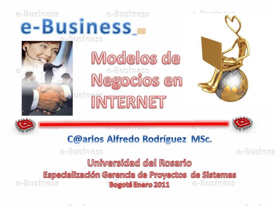 e-Business_05 Modelos de Negocios en INTERNET
