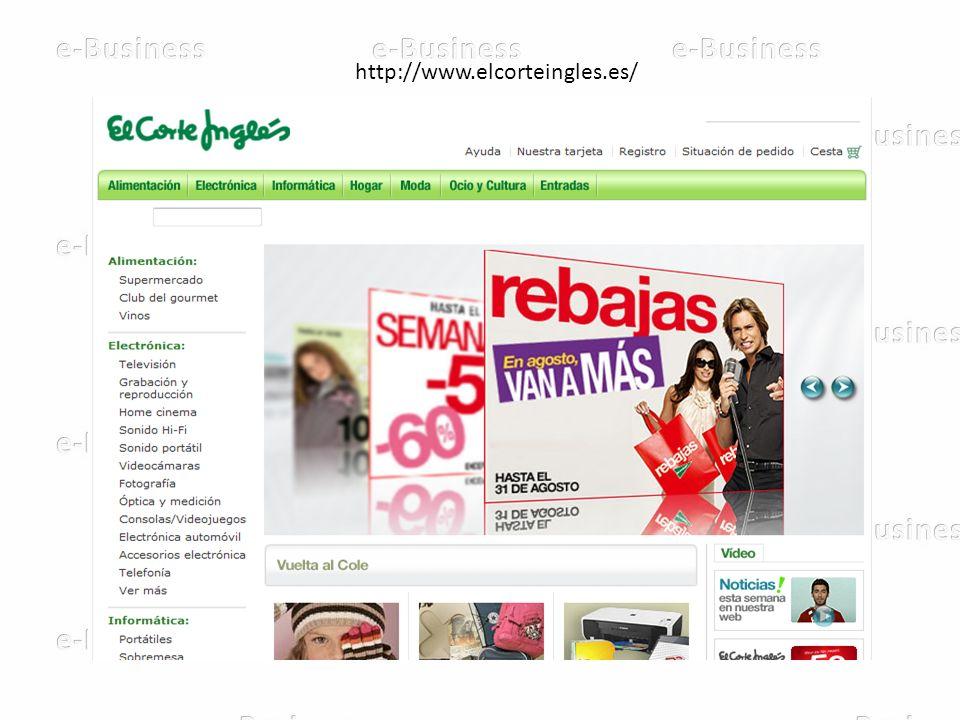 http://www.elcorteingles.es/