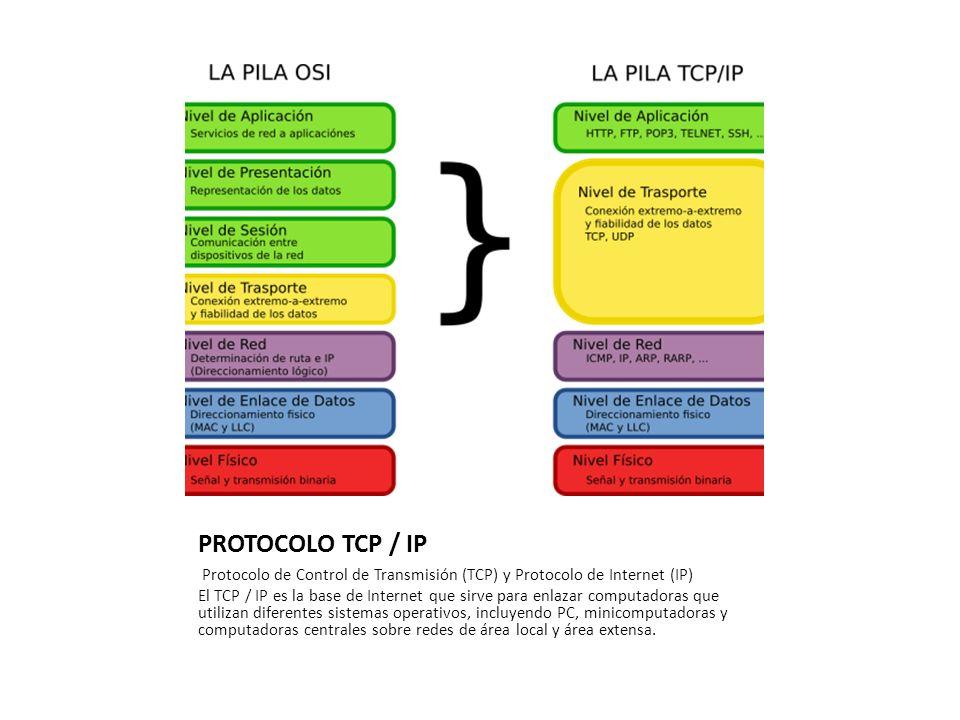 La transmisión de datos por una red, sobre todo la internet, es posible gracias a la invención del protocolo de Control de Transmisión (TCP) que incluyó posteriormente al Protocolo de Internet (IP), convirtiéndose en el estándar de transmisiones a distancia y que se usa hasta la fecha.