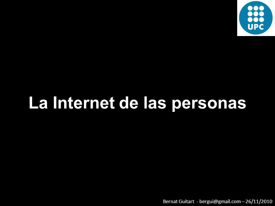 La Internet de las personas