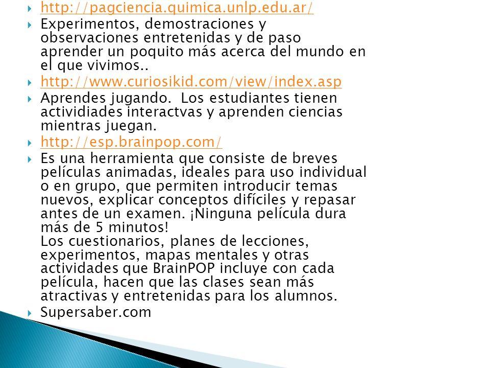 http://pagciencia.quimica.unlp.edu.ar/