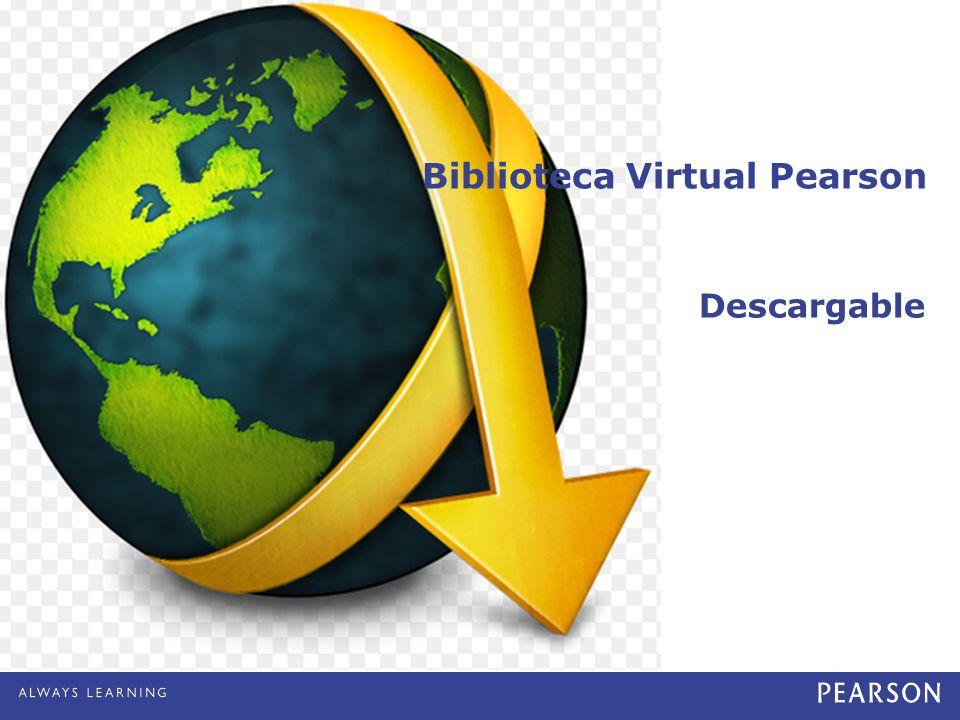 Biblioteca Virtual Pearson