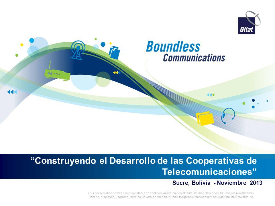 Construyendo el Desarrollo de las Cooperativas de Telecomunicaciones