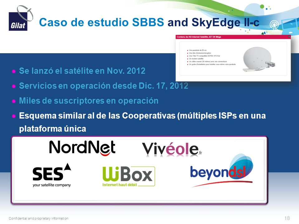 Caso de estudio SBBS and SkyEdge II-c