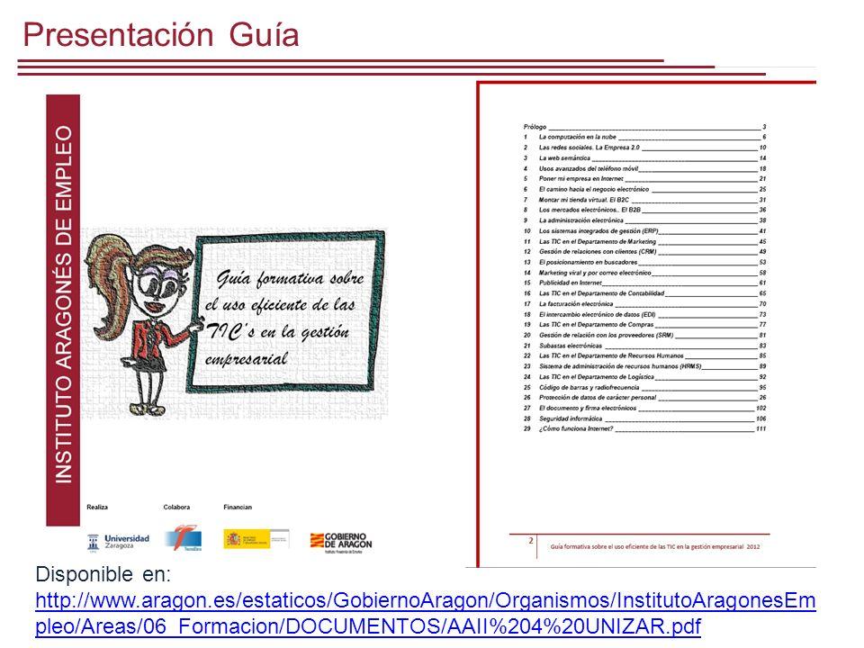 Presentación Guía