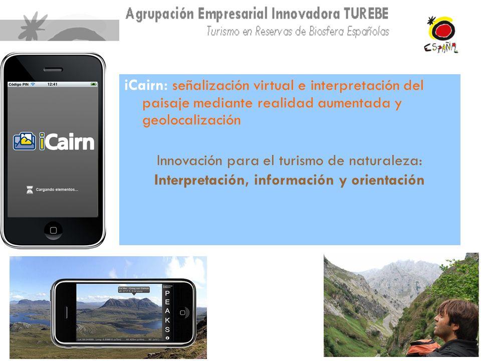 Interpretación, información y orientación