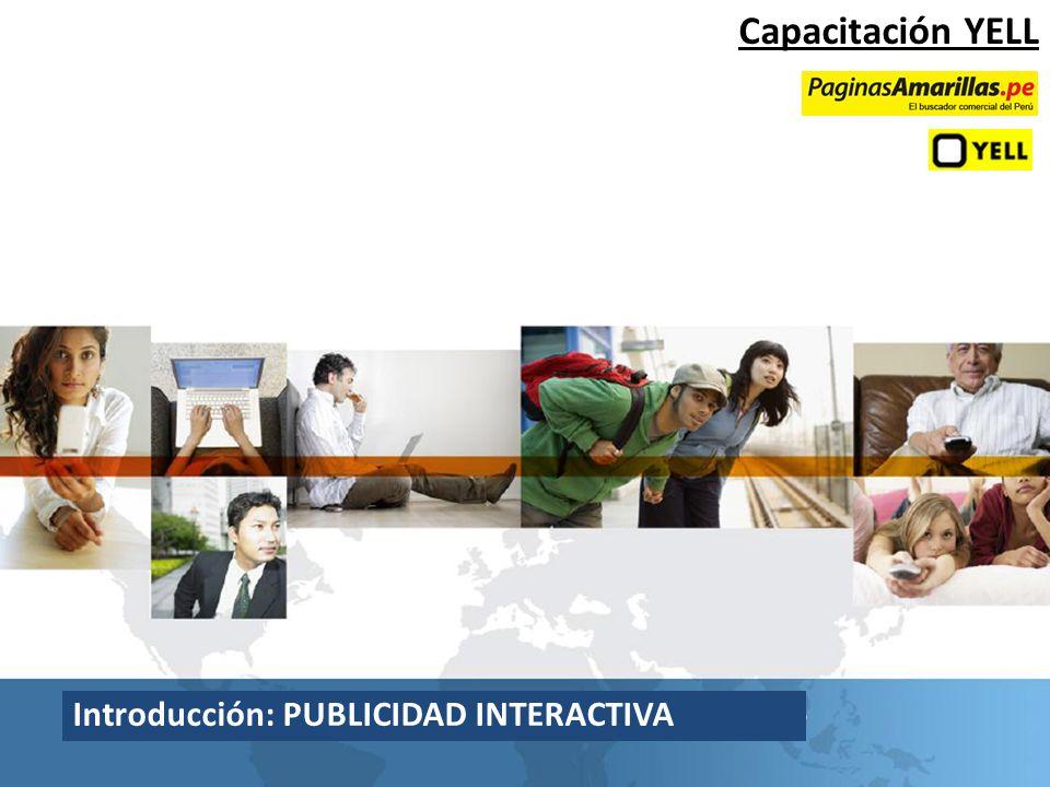 Introducción: PUBLICIDAD INTERACTIVA