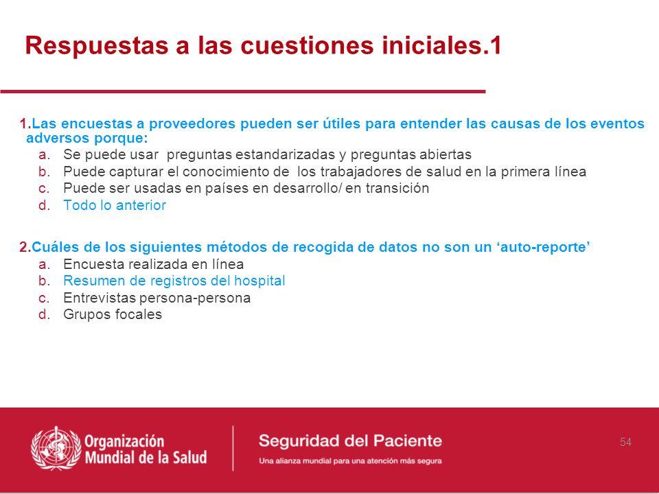 Respuestas a las cuestiones iniciales.1