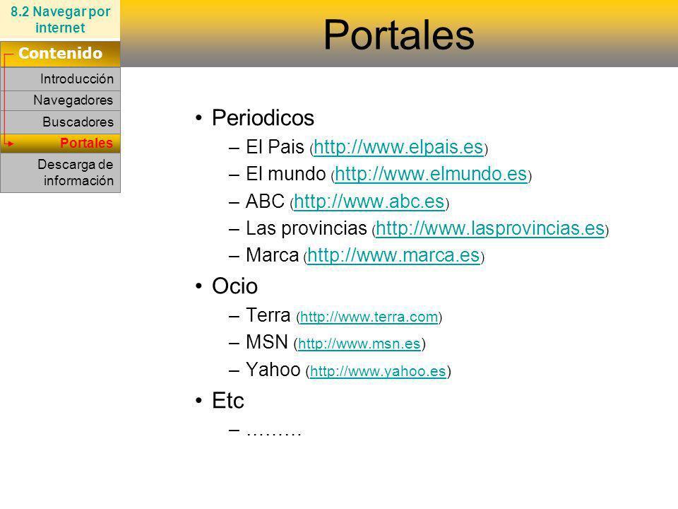 Portales Periodicos Ocio Etc El Pais (http://www.elpais.es)
