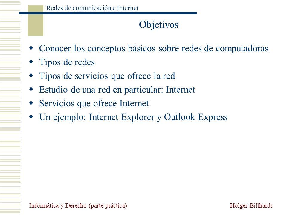 Tema 5: El mundo de las comunicaciones