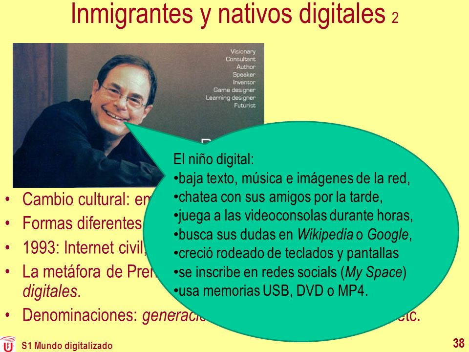 Inmigrantes y nativos digitales 2