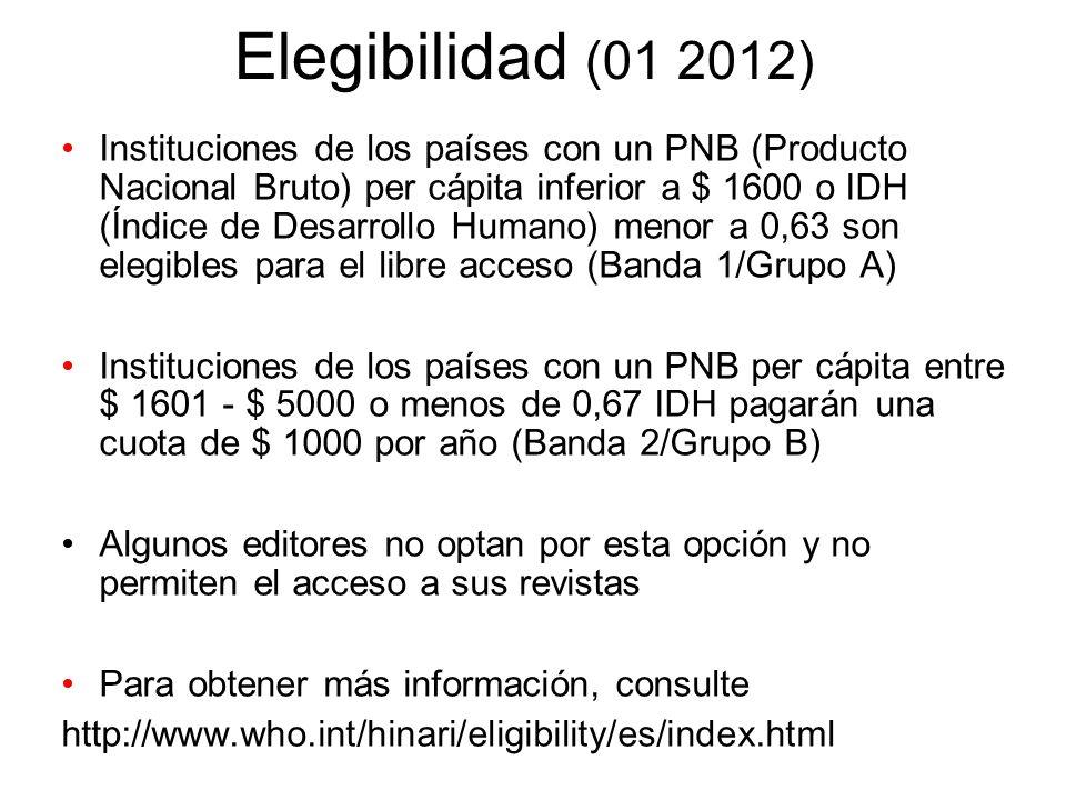 Elegibilidad (01 2012)
